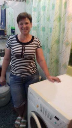 замена крестовины и подшипников в стиральной машинке