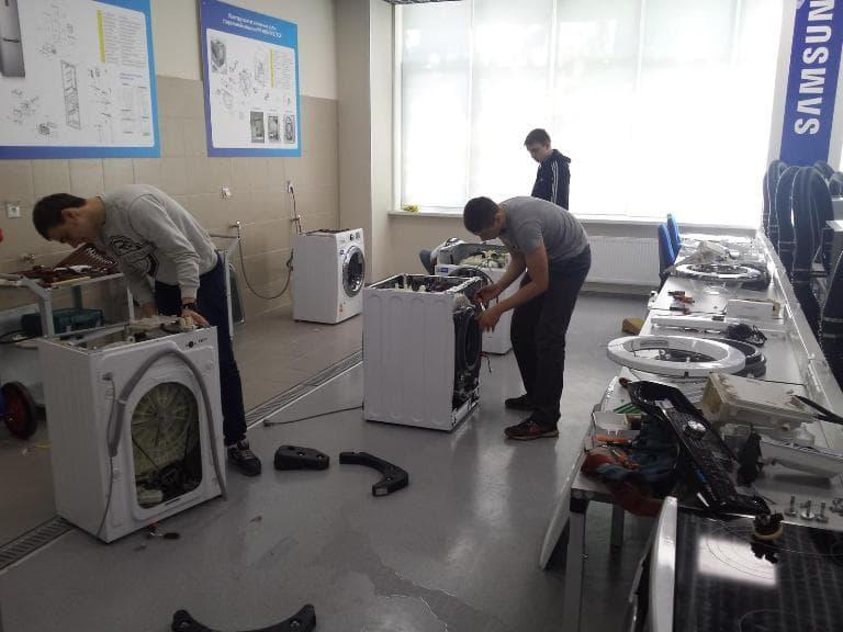 Отремонтировать стиральную машинку Донецк